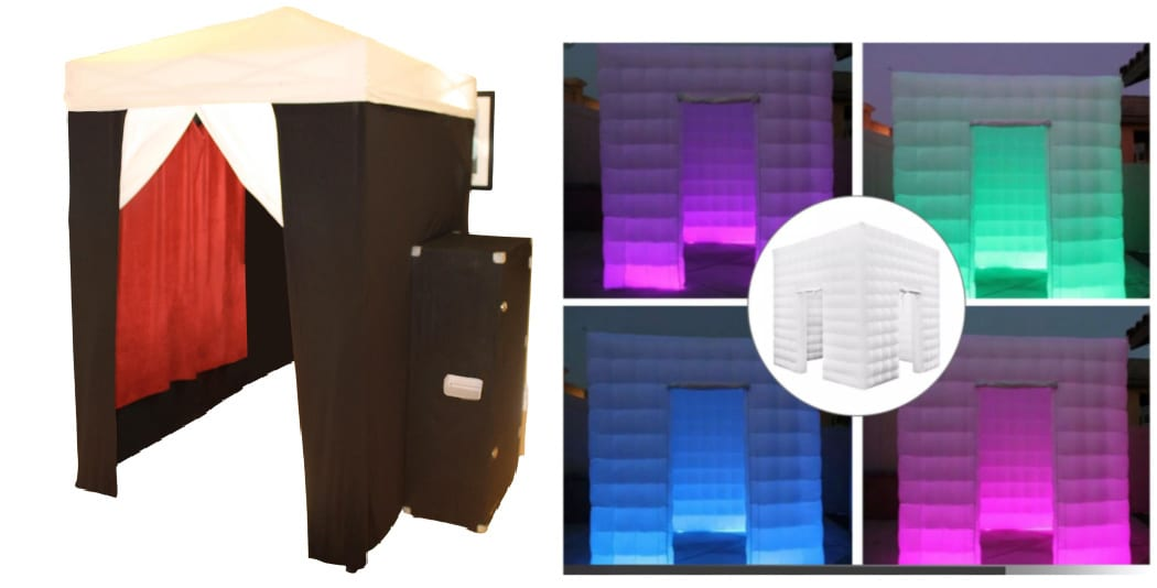 Enclosed Photobooths (1)